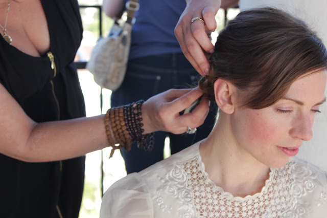 catherine masi 2013 collection photoshoot - behind the scenes