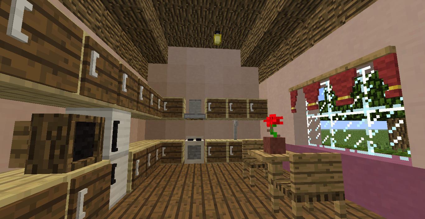 decorar interiores minecraft ? Doitri.com
