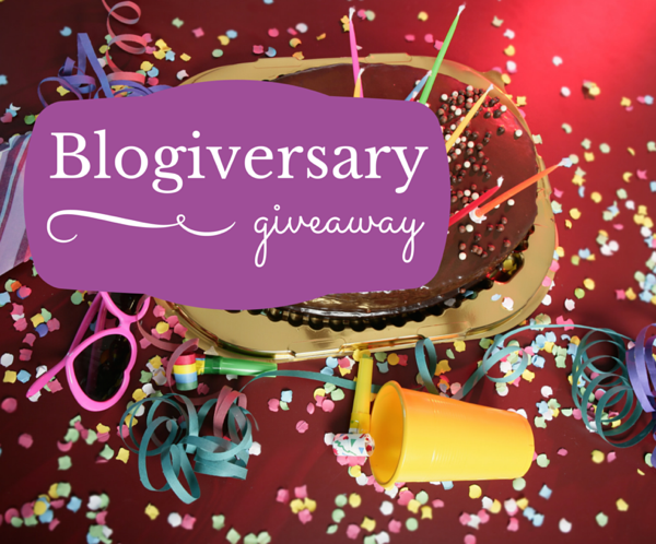 Stay tuned to more giveaways and special features to celebrate our 10th year of blogging!