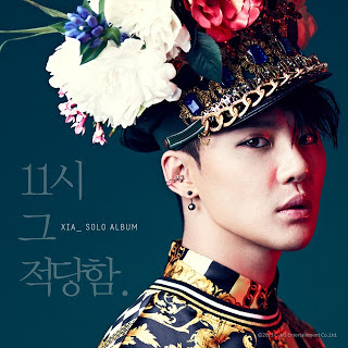 Xia (준수) - 11시 그 적당함 (11 O'clock) [Digital Single]