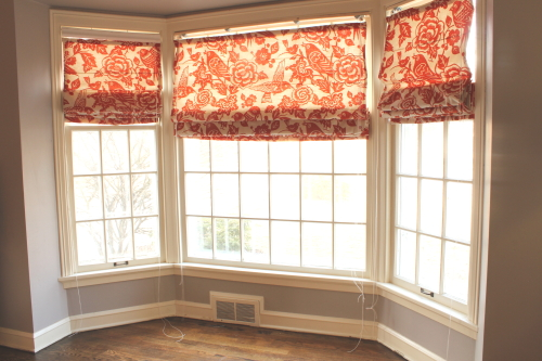 Roman shade hardware how to make roman shades top down Make your own shade house