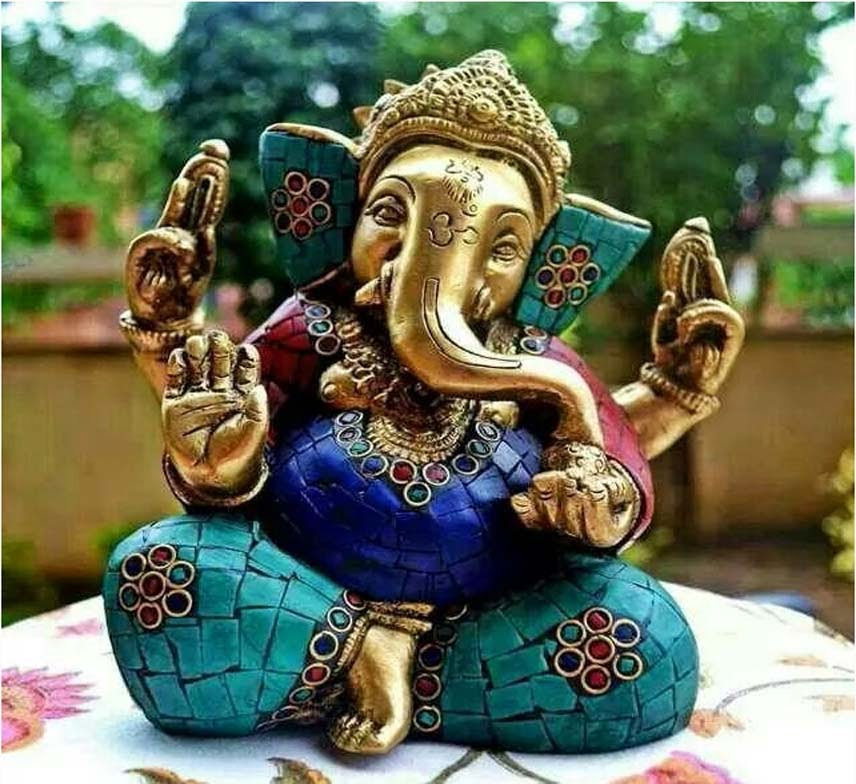 Shri Ganesh Hd Wallpaper: Wallpaper HD: Ganesha HD New Wallpapers Free Download