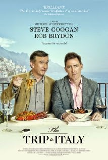 The Trip to Italy (2o14) - Movie Review