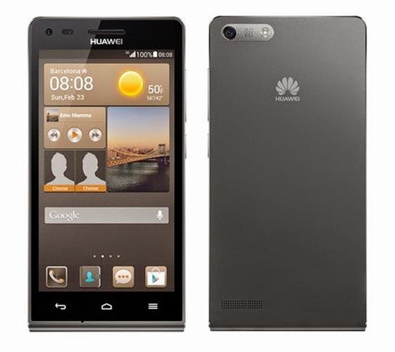 Harga hp Huawei Ascend G6