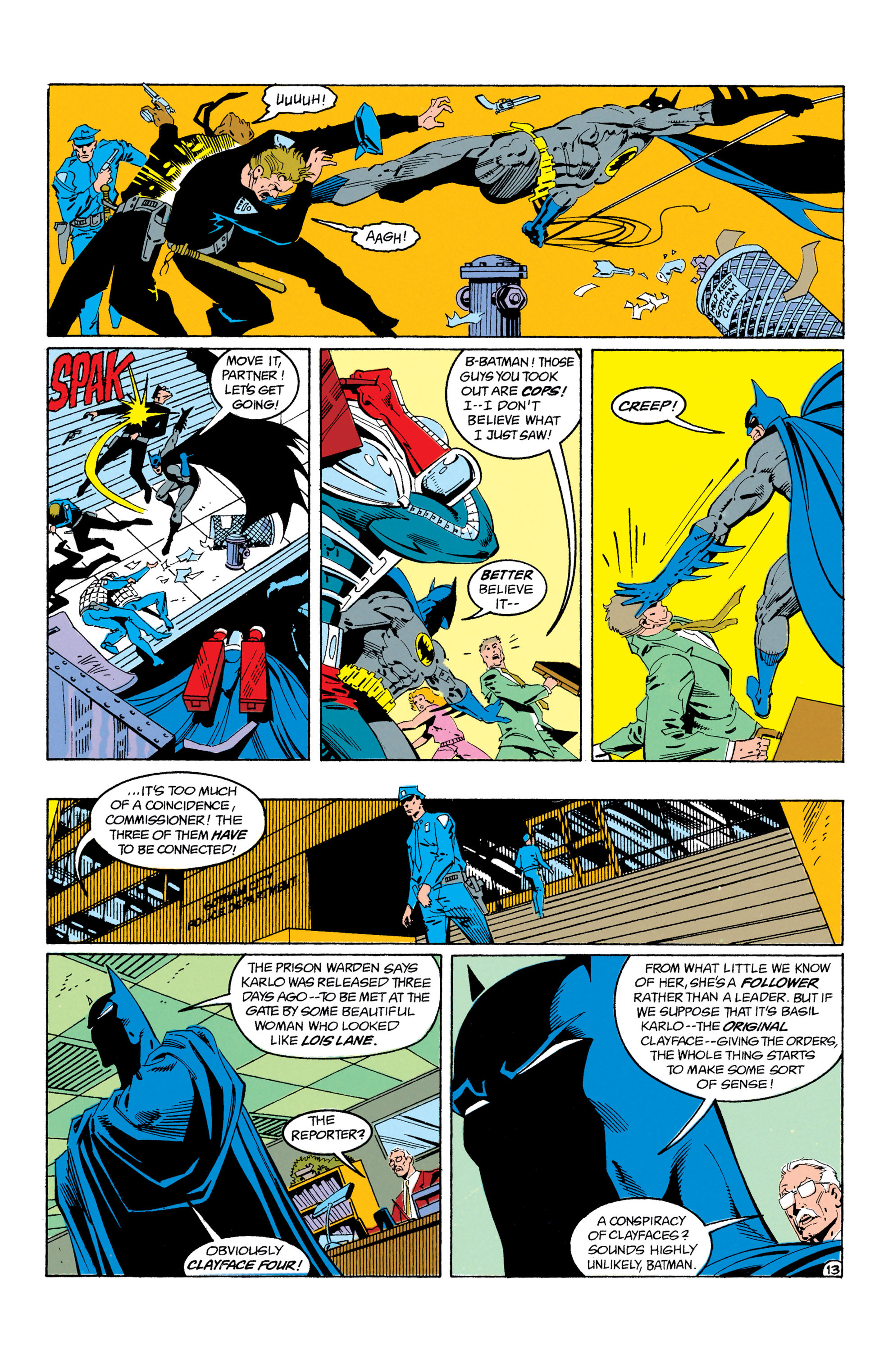 Detective Comics (1937) Issue #605 Page 14