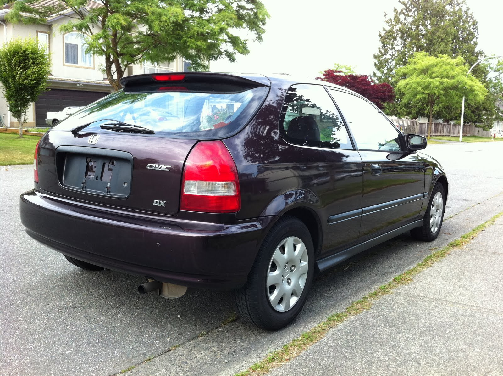 Car listings 2000 honda civic hatchback 2600 for Honda car 2000