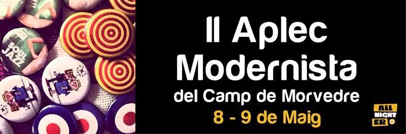 II Aplec Modernista del Camp de Morvedre 8-9 maig 2015