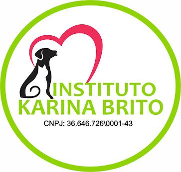 Ajude o Instituto Karina Brito