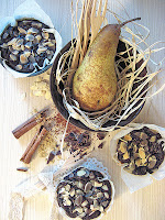 Tenerezze cioccolato e pere