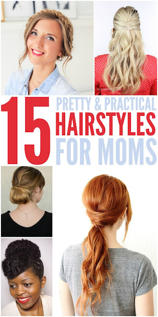 15+ HAIR IDEAS MADE FOR MOMS