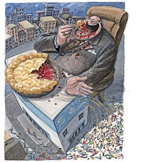 Ricos e Pobres, Indiferença, Bertolt Brecht