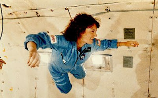 Mommy Needs Vodka CHRISTA MCAULIFFE Space Training