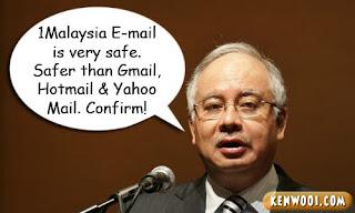 1malaysia email najib speech