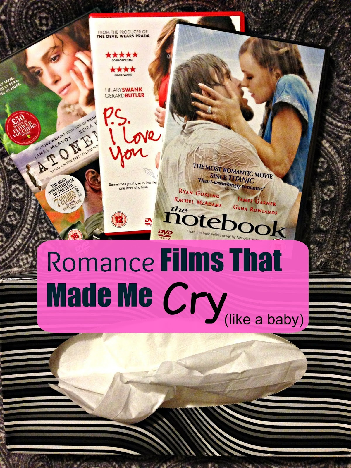 Romance Films That Made Me Cry