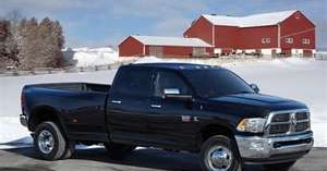 Melloy Dodge The 3500 Dodge Ram Goes the Distance