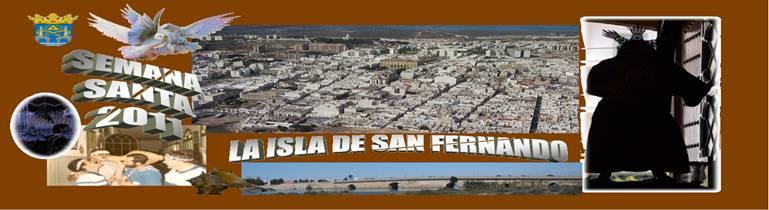 Semana Santa de La Isla de San Fernando Cádiz