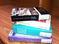 Picture of Elizabeth Barrett Browning poetry books