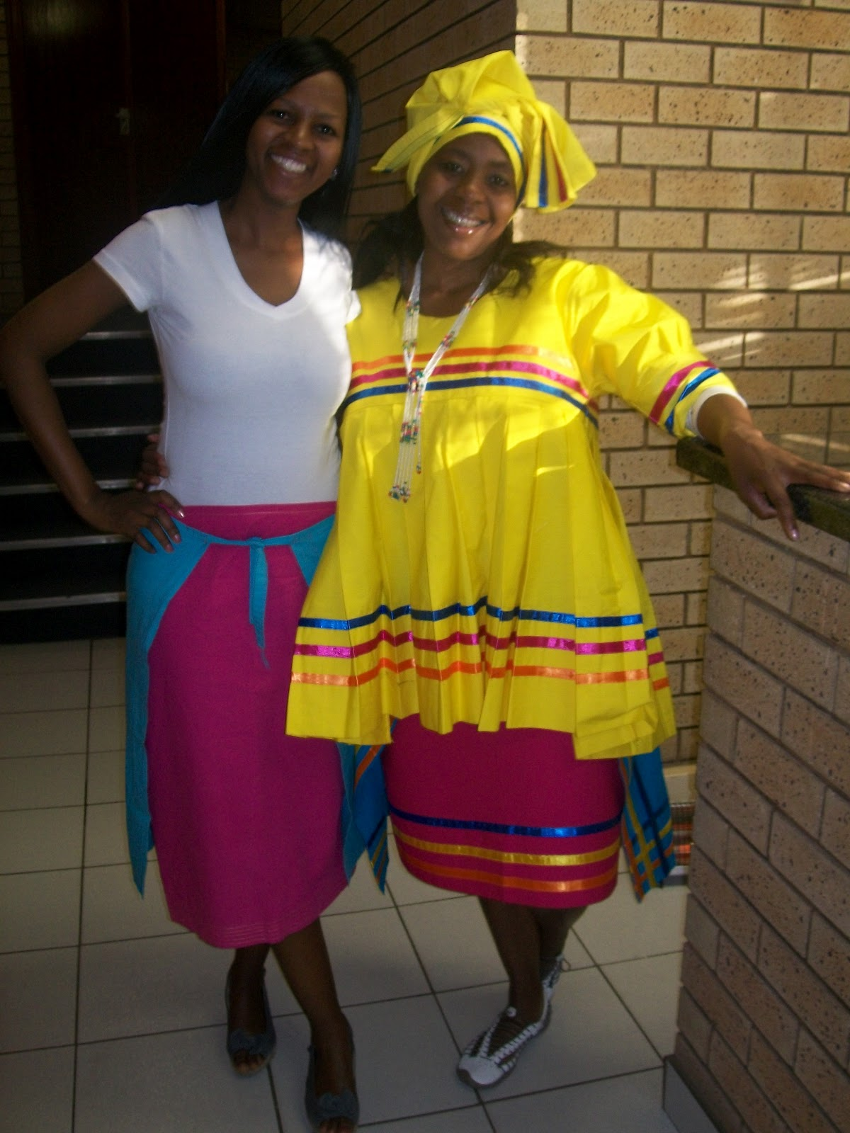 South African Traditional Dresses