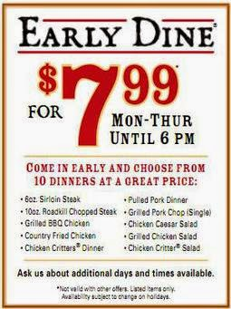 Golden corral coupons july 2018