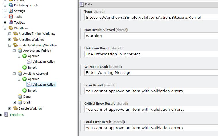 sitecore workflow quickstart guide part 1 net sitecore blog