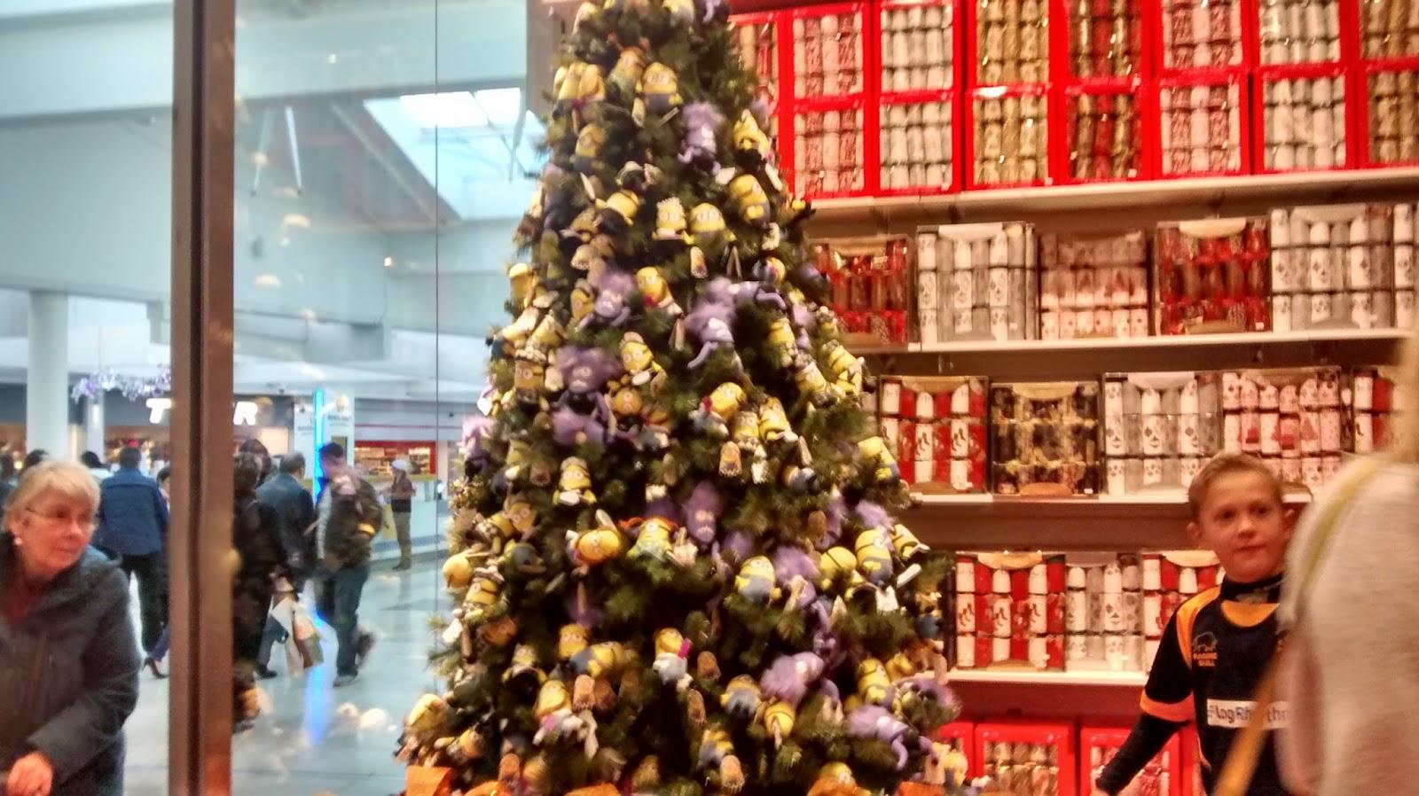 Minion Christmas Tree