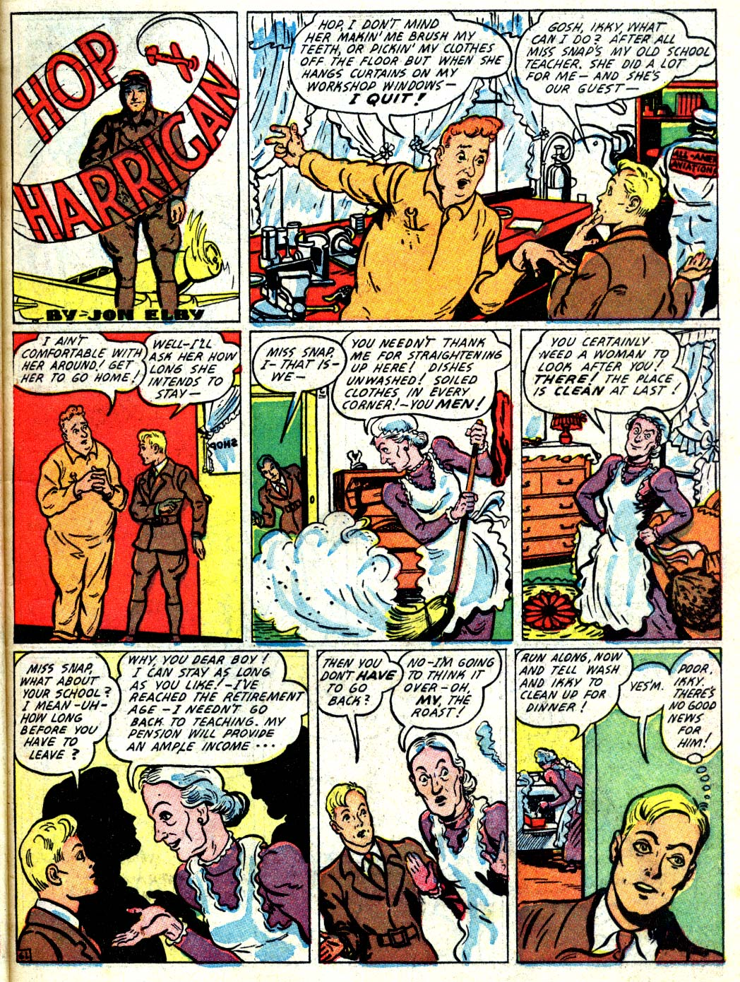 Read online All-American Comics (1939) comic -  Issue #15 - 15
