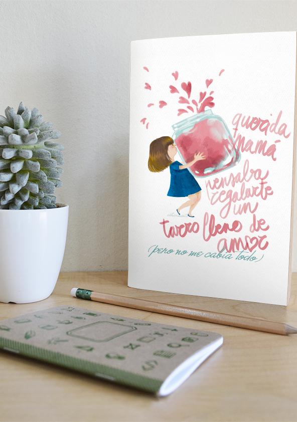 estherimenta tarjeta dia de la madre