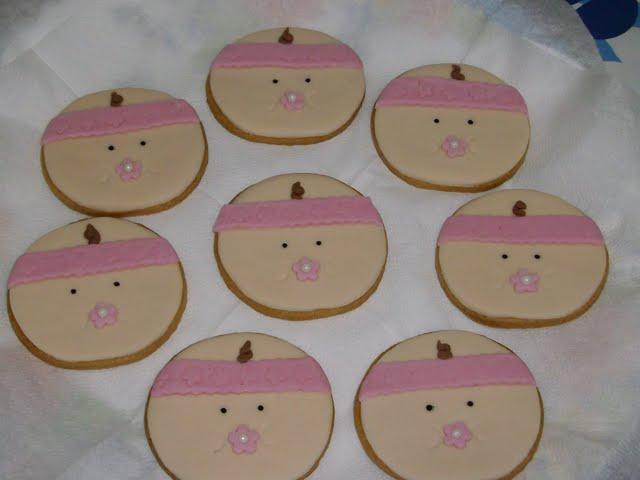 Caritas de bebé para baby shower - Imagui
