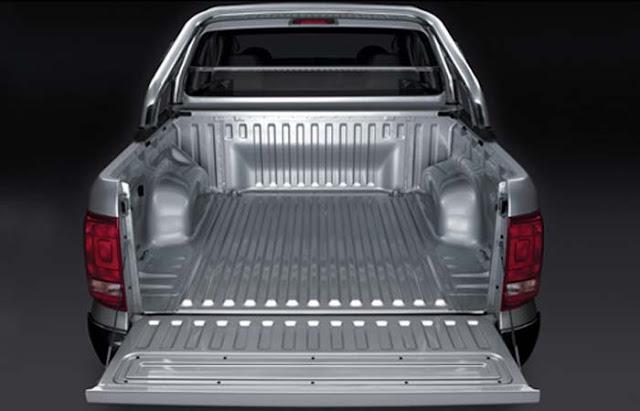 VW Amarok 2012 - caçamba