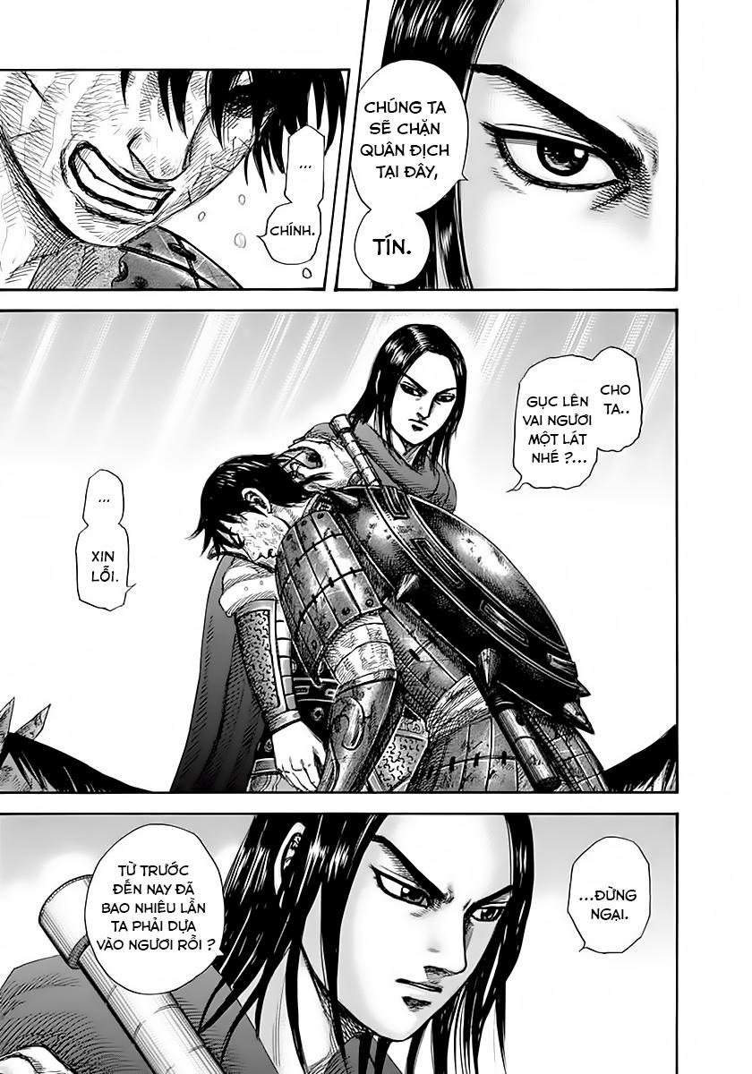 Kingdom - Vương Giả Thiên Hạ Chapter 329 page 6 - IZTruyenTranh.com
