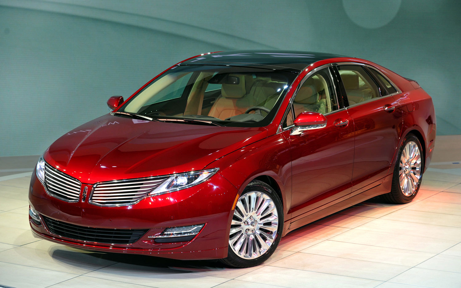 Latest Cars Models: Lincoln mkz 2013