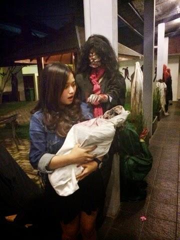 Zombie Cafe