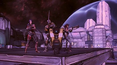 Borderlands: The Pre-Sequel (Game) - Launch Trailer - Song / Music