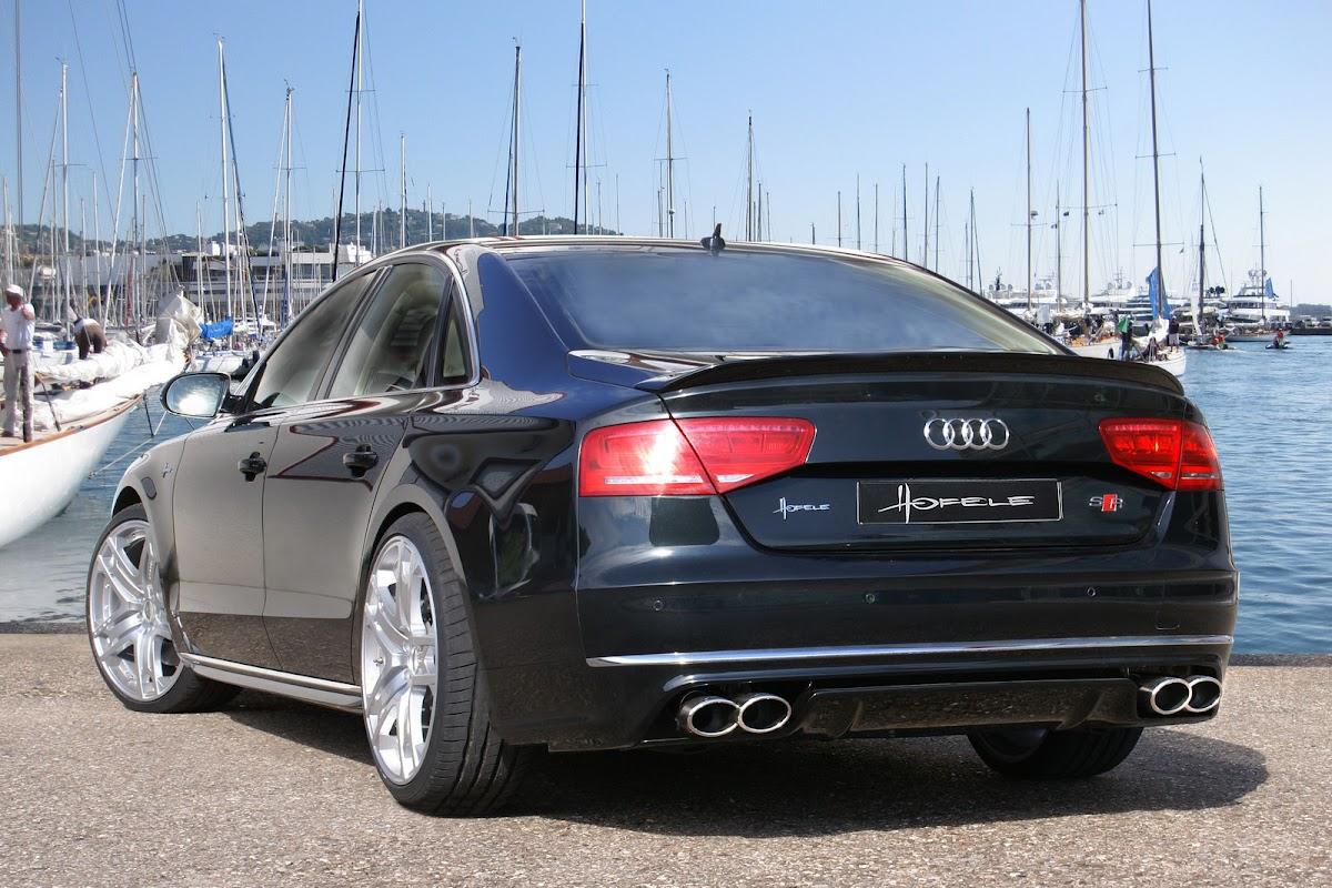 Audi SR 8 by Hofele-Design