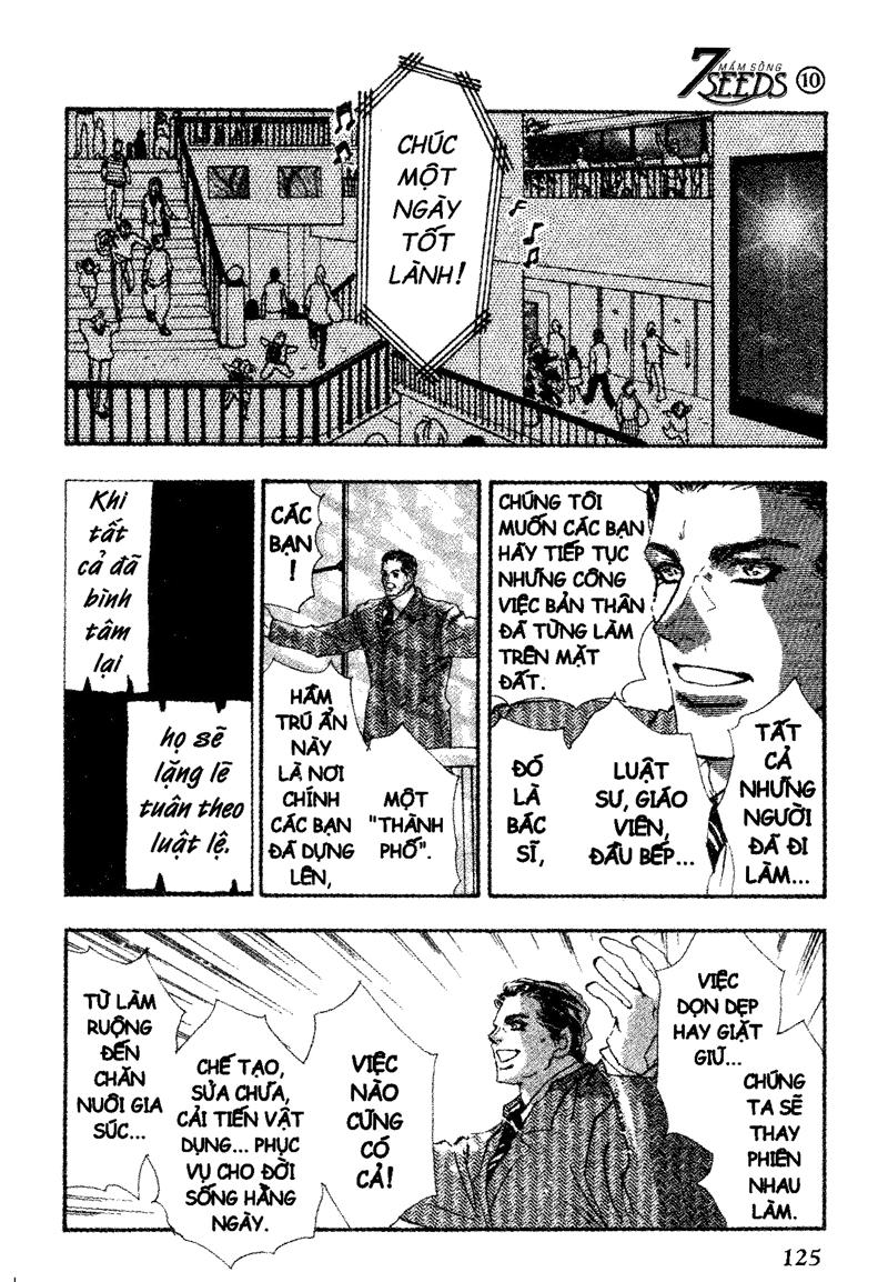 Mầm sống chap 55 - Trang 8