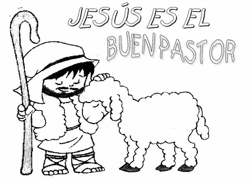 foto de Imagenes Cristianas Para Colorear: Dibujos Para Colorear