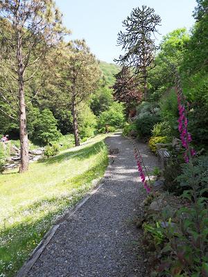 Middleham Lynmouth memorial garden