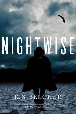 Nightwise R.S. Belcher dark urban fantasy noir