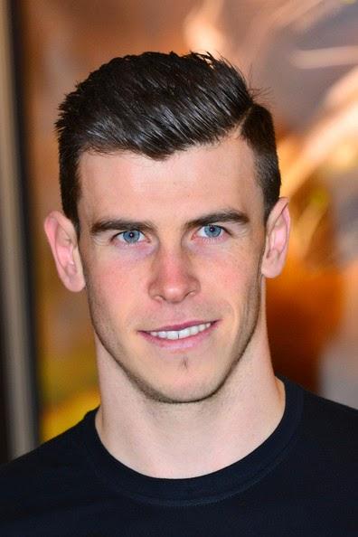 Foto Model  Rambut Gareth Bale