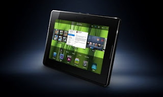 BlackBerry PlayBook tablet to feature Sprint 4G