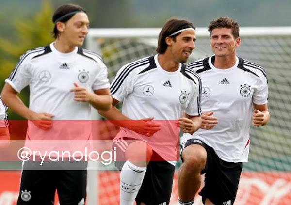 Prediksi Jerman vs Yunani Perempat Final Euro 2012
