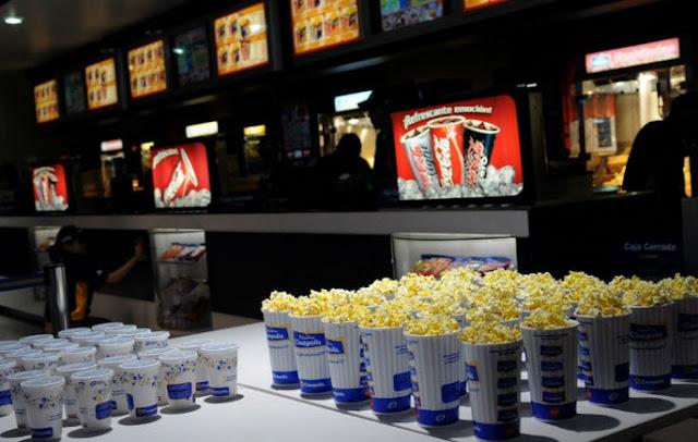 Palomitas, Popcorn