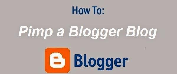 How to Pimp a Blogger Blog : eAskme