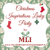 Io partecipo al Christmas Inspirations Linky Party