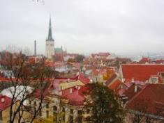 גלריה טאלין בירת אסטוניה