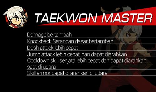 Hero Reform Taekwon Master