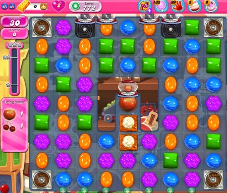 Candy Crush Saga 772
