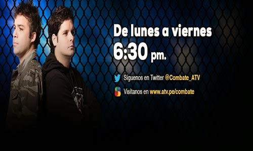 Ver Combate ATV 8va temporada videos