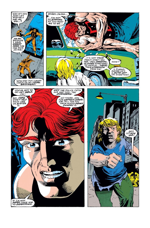 Captain America (1968) Issue #418 #367 - English 17