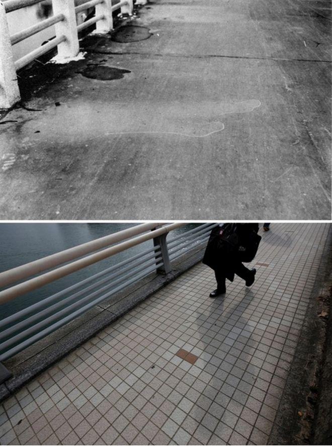 Hiroshima Then And Now You Won't Believe What It Looks Like Today! - Yorozuyo Bridge in Hiroshima